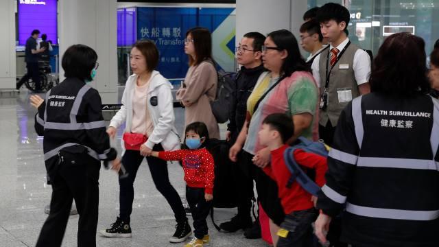 Китай пытается скрыть информацию о вспышке неизвестной вирусной пневмонии, а больных все больше
