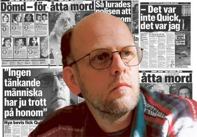 Странное дело самого ужасного серийного маньяка Швеции, которым он не являлся
