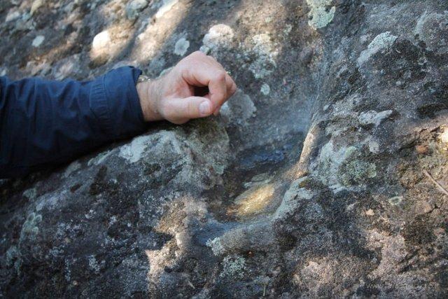 Итальянцы звали эти странные отпечатки Следами Дьявола, но недавно ученые выяснили, что это такое