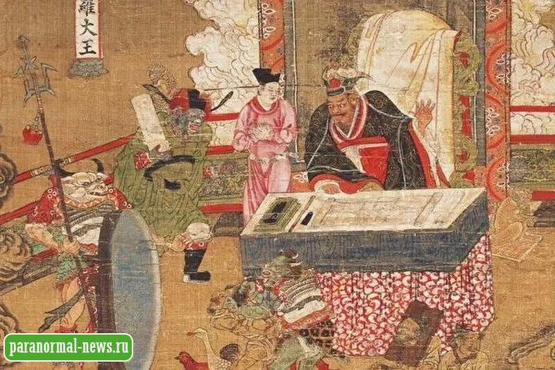 История о китайце, который впал в кому и увидел Ад