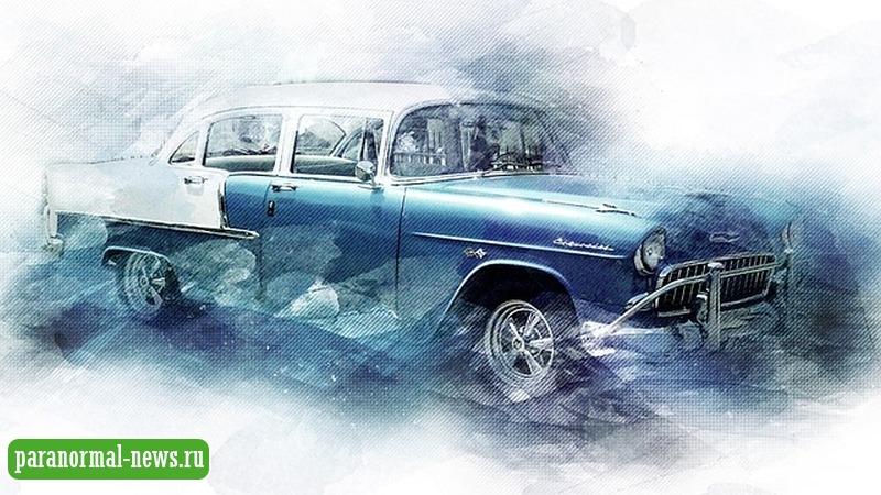 Стрелок из голубого автомобиля или исчезающие пули