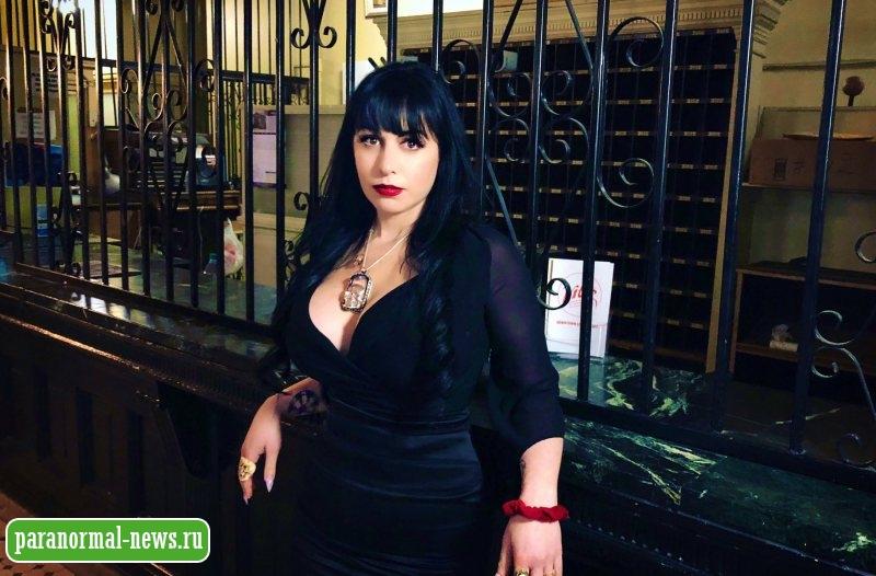 Женщина-экзорцист уверяет, что видела зубастого демона