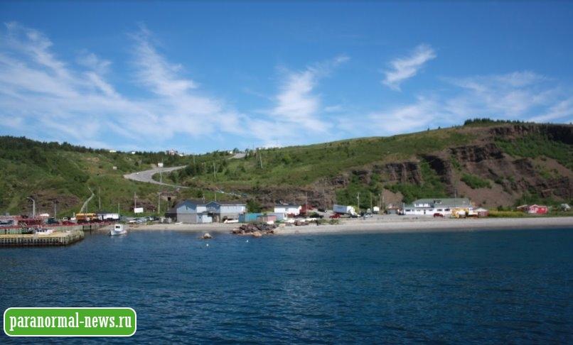 Тайна аномального взрыва на острове Белл