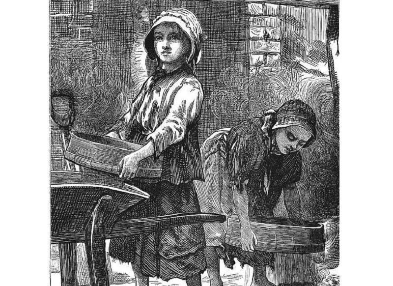 Печальная история лондонской сиротки Энн Нейлор, ставшей вечным страдающим призраком