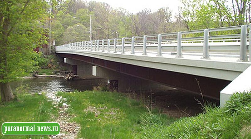 Паранормальные мосты Детских Слез в штате Огайо