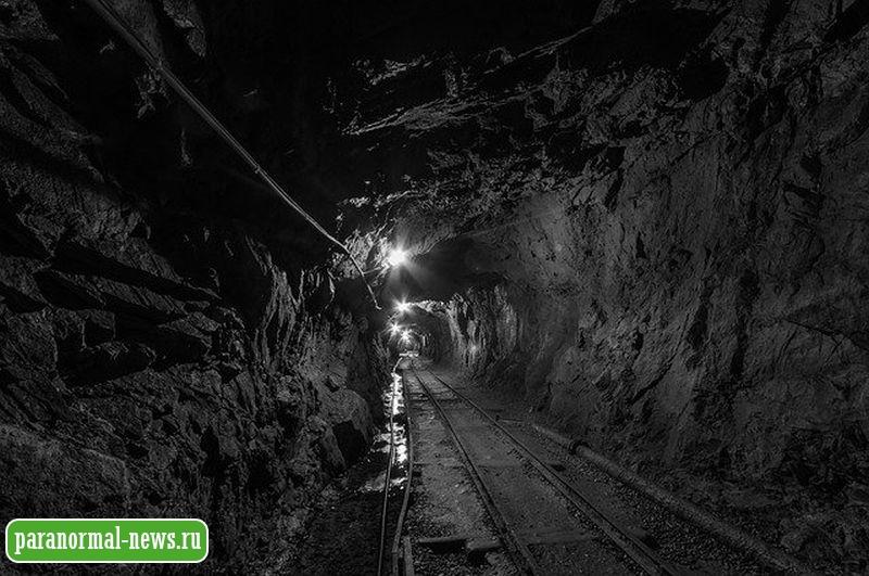 Томминокеры: Таинственные зеленые человечки из шахт