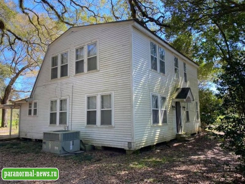 Старушка-призрак стала причиной того, что этот дом никто не хочет покупать
