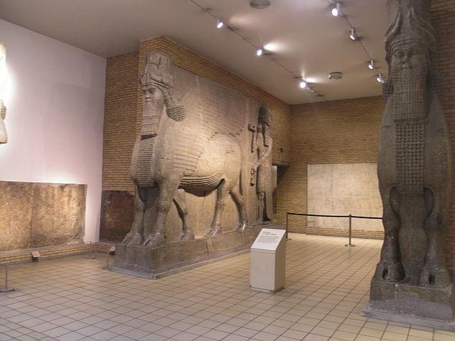 Охранники Британского музея рассказали о творящейся там мистике и чертовщине