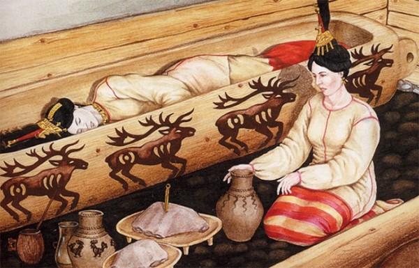 Тайны алтайской «Принцессы Укока»