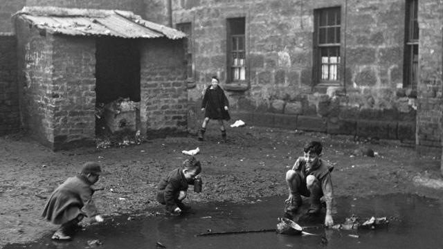 Горбальский вампир: Как шотландские дети пытались поймать монстра, убившего двух мальчиков
