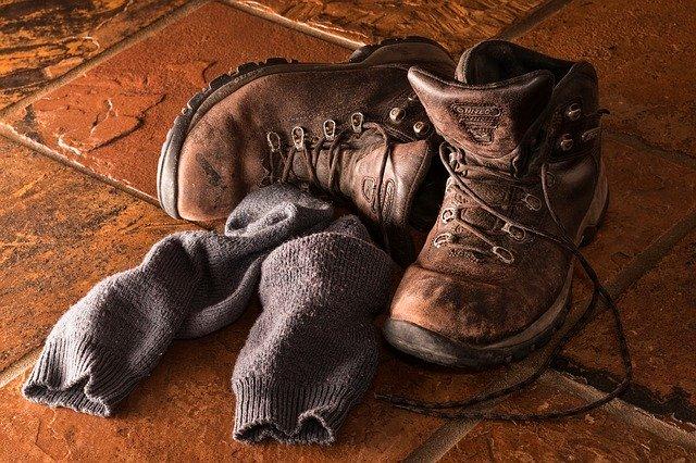 Кровавые ботинки - жуткая история из Мексики