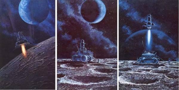 Почему засекретили изучение лунного грунта?