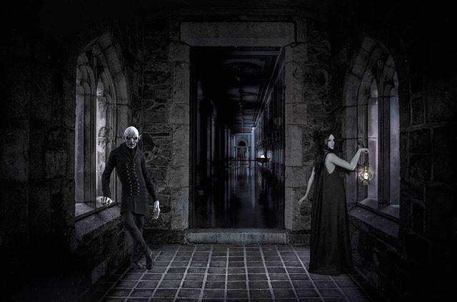 Семья вампиров из Диллсборо, Северная Каролина