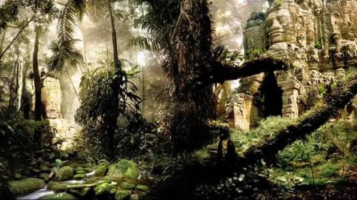 Акакор - таинственный город на Амазонке, где жили сбежавшие нацисты и ...пришельцы