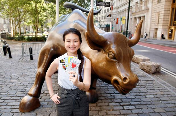Гадалка таро, к которой инвесторы с Уолл-стрит обращаются за советом