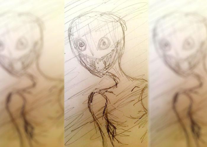 Парень признался, что всю жизнь видит страшных демонов и призраков