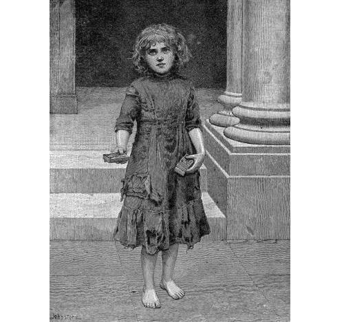 Грустная история о маленькой Кэти Корриган, не нашедшей покоя и после смерти