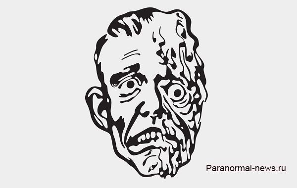 «Я везде вижу расплавленные человеческие лица»: Странная аномалия поразила мужчину