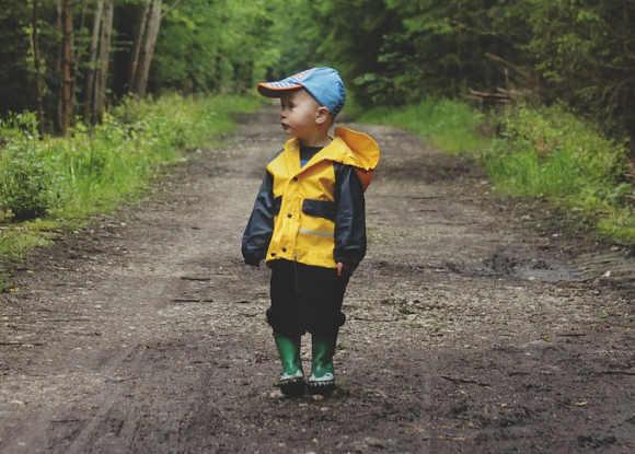 Нечто в лесу похитило ребенка: Рассказ поисковика