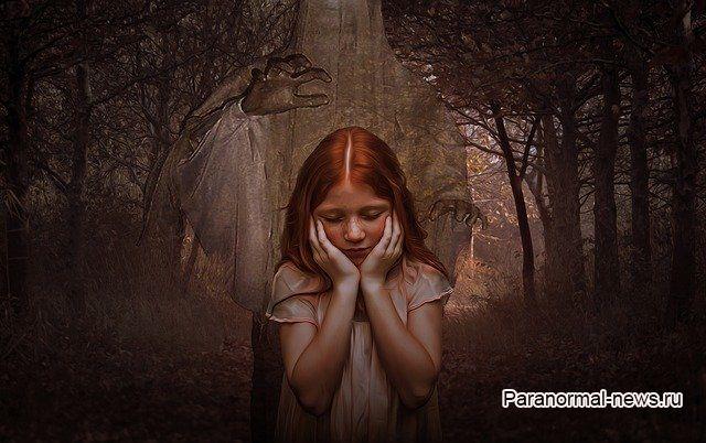 Родители не верили дочери, что она видит страшные вещи, но потом увидели это сами