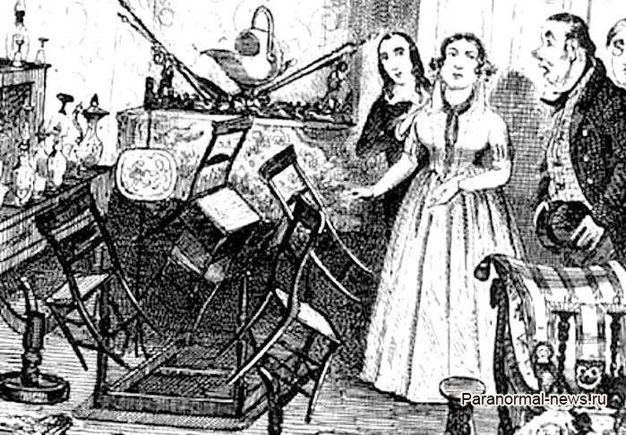Девушка-полтергейст: Таинственные явления вокруг Анжелики Коттин