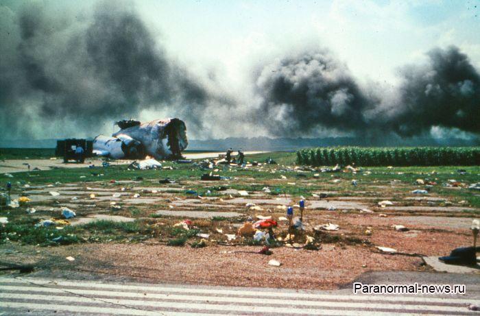 Странная связь между трагическим крушением самолета и аномалиями в домах