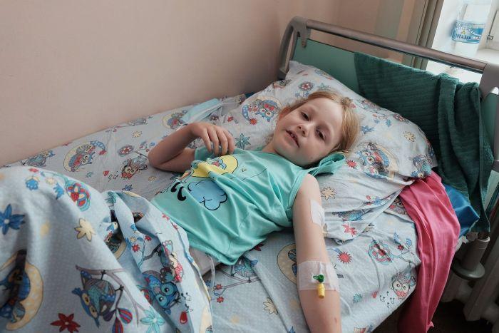 Девочку с двумя желудками прооперировали в Челябинске