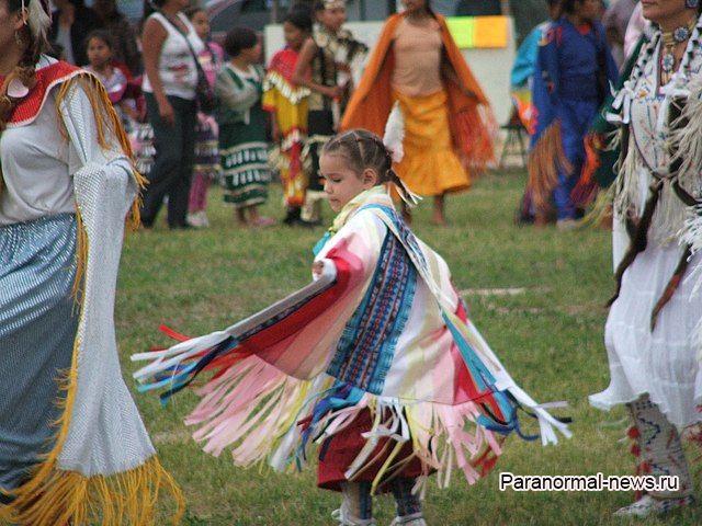Бродяга Сэм - индейцы из Южной Дакоты винят в смерти подростков жуткого призрака