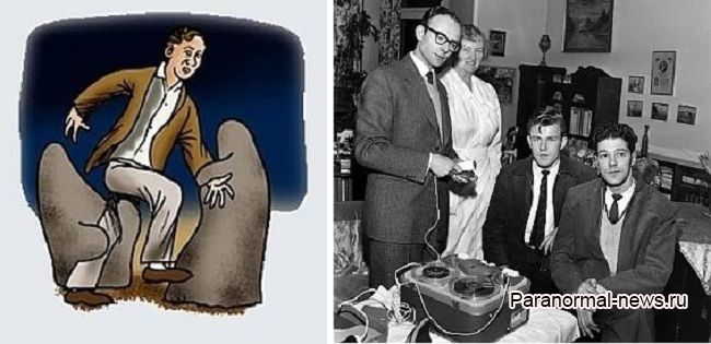 Пришельцы в виде «сумок с желе» или странный случай в Швеции
