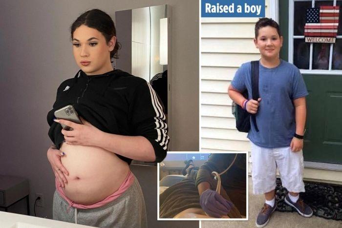 18-летний парень внезапно узнал, что он гермафродит, а потом забеременел