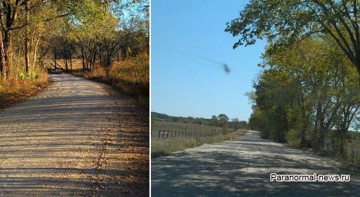 Таинственная Дорога Демона в Техасе