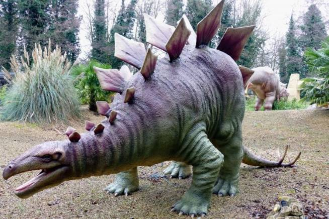 Загадочный зверь Мухуру из Кении очень похож на динозавра
