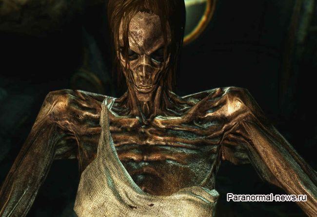 Драугры - самые страшные вампиры-каннибалы