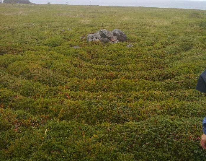Загадочные каменные лабиринты острова Большой Заяцкий и Гиперборея