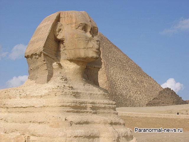 Египетского Сфинкса лишили первоначальной головы?