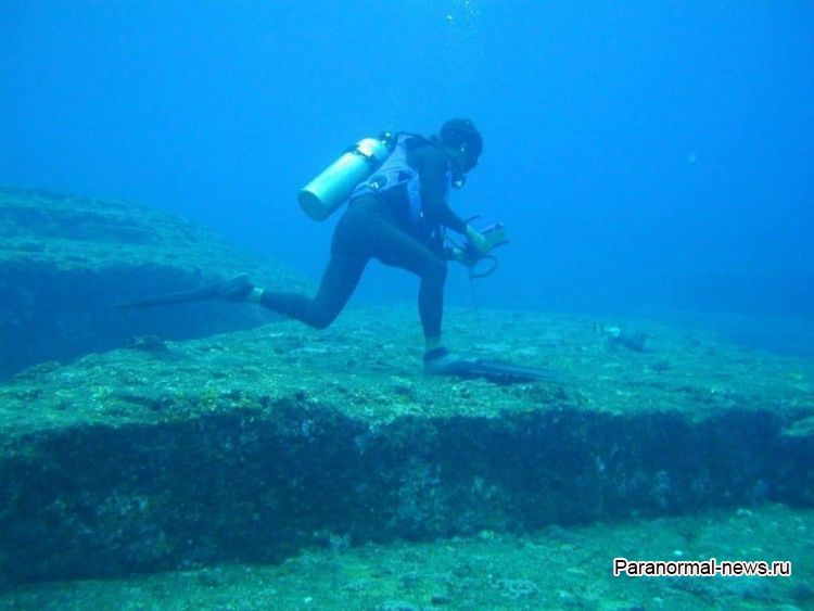 Йонагуни: Спорная Японская Атлантида