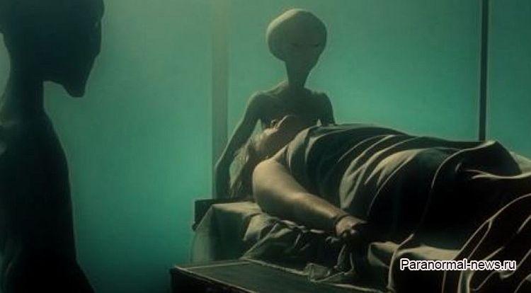 Похищение пришельцами в летнем лагере Бафф Ледж