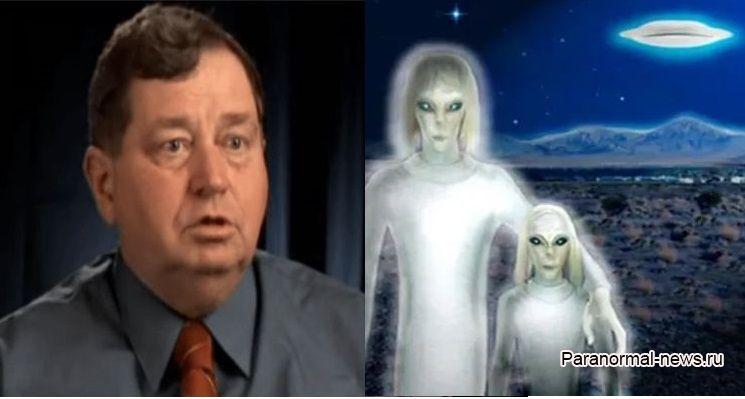 Американский уфолог: «При виде высоких белых пришельцев вы думаете, что встретили Ангелов»