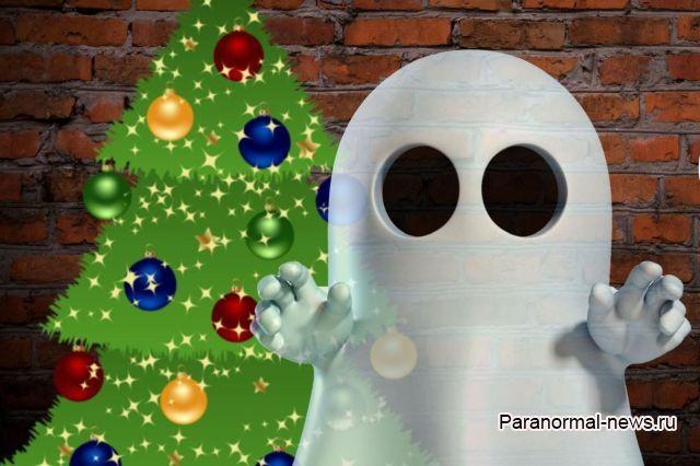 Куда поехать, если хотите увидеть призраков, появляющихся лишь на Рождество