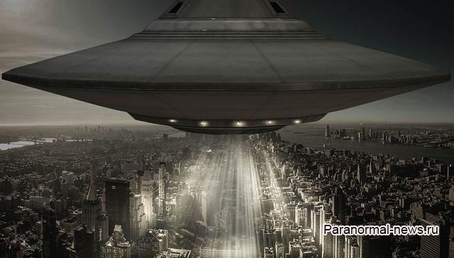 Что-то происходит? Случаи наблюдения НЛО в Нью-Йорке увеличились на 238% за последние два года