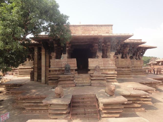 Индийский храм Рамаппа - доказательство высочайшего уровня древних технологий