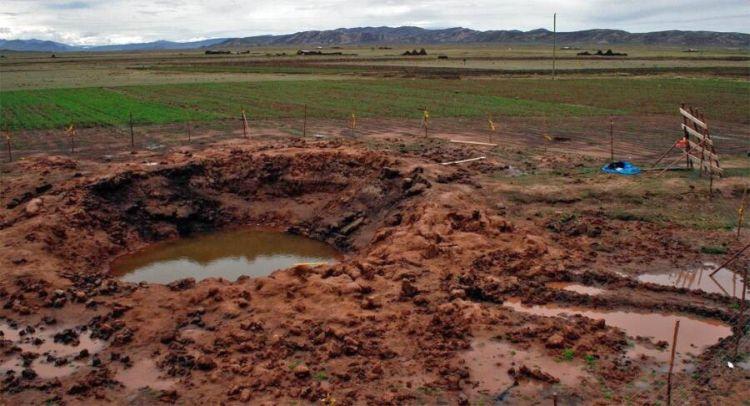 Люди заболели странной болезнью после падения метеорита в Перу