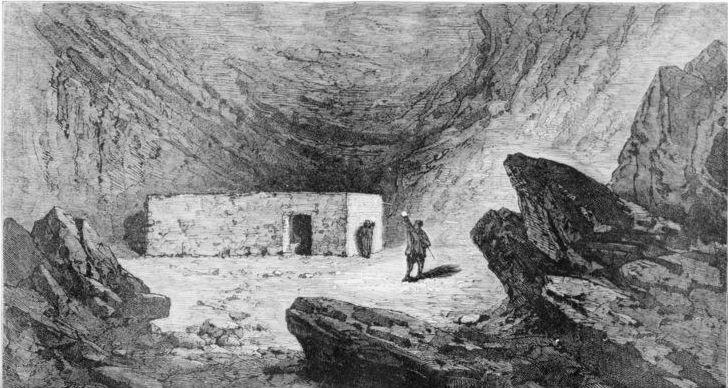 Жуткий эксперимент с туберкулезниками в Мамонтовой пещере