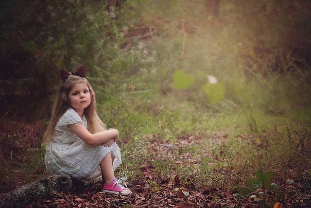 Странное исчезновение и не менее странное возвращение 8-летней девочки Кэтрин Ван Арст