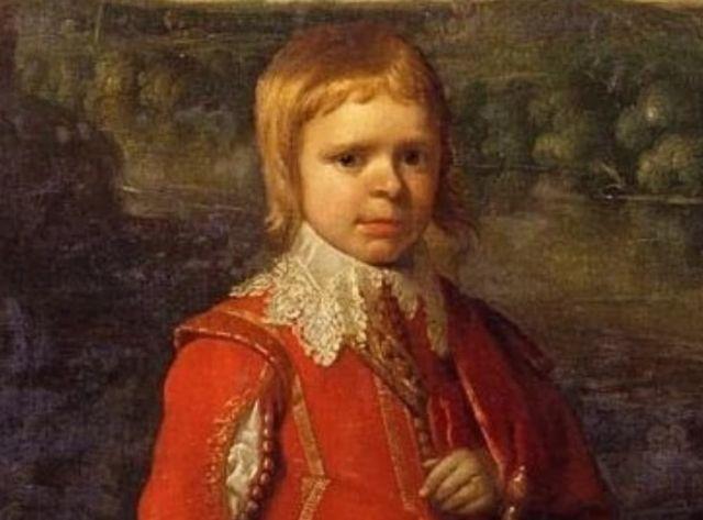 Необычная история королевского «гнома» Джеффри Хадсона