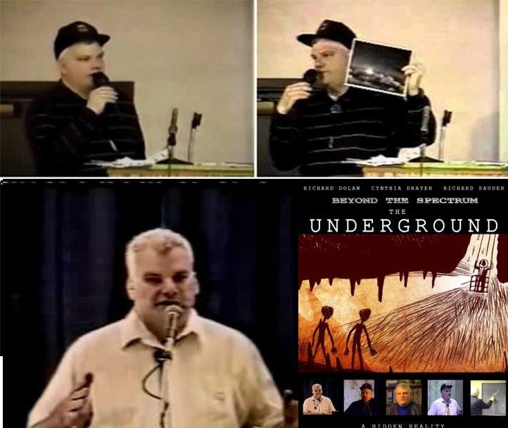 Информатор Фил Шнайдер рассказал о заговоре властей США с пришельцами и был убит после этого
