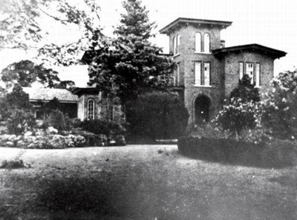 Сады Барнсли: Место, которое прокляли индейцы чероки