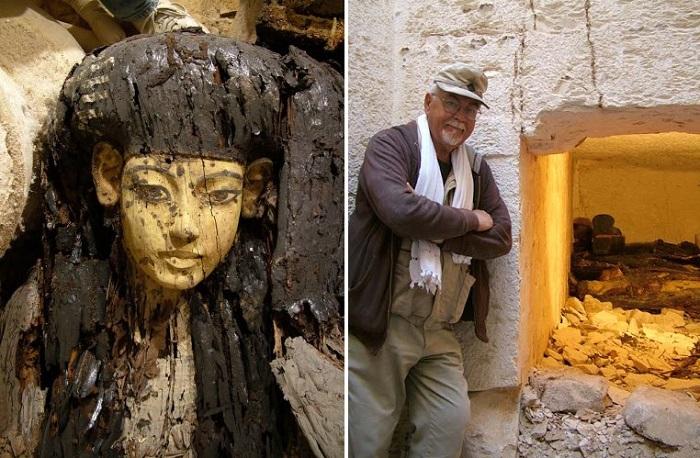 Загадка поддельной гробницы в египетской Долине Царей