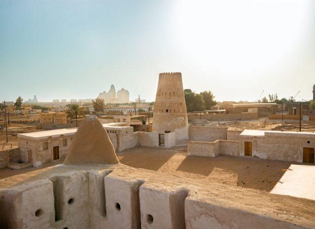 В арабском городе-призраке живут джинны
