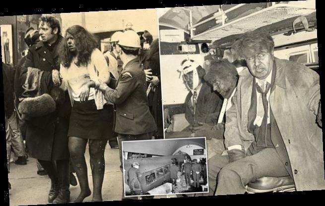 Таинственная авария в лондонском метро в 1975 году, когда машинист застыл в трансе